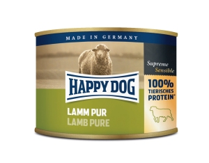Happy Dog Dose Lamm Pur