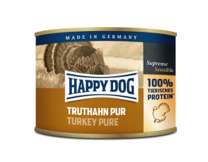 Happy Dog Dose Thruthahn Pur